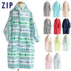 ZIP 通販/正規品 おすすめ フェス 定番 カッパ 雨合羽 レインウェア raincoat レインスーツ ロゴ