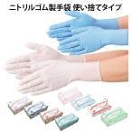 ニトリル手袋 使い捨て NEOライト ネオライト 通販 ニトリルグローブ 100枚 箱入り パウダーフリー SS S M L ニトリル ゴム 手袋 グローブ 使い捨て