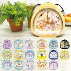 目覚まし時計 おしゃれ 通販 子供 かわいい 女の子 子ども スヌーズ アナログ時計 置き時計 置時計 小さめ 子供部屋 寝室 クロック ツインベル