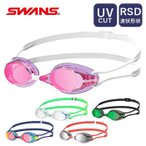 ゴーグル 水泳 通販 大人 メンズ レディース 水中メガネ 水中眼鏡 SWANS スワンズ SR-7M Racing SR-7M Racing レーシングモデル ノンクッション UVカット