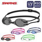 ゴーグル 水泳 通販 大人 メンズ レディース 水中メガネ 水中眼鏡 SWANS スワンズ SR-7N Racing SR-7N Racing レーシングモデル ノンクッション UVカット