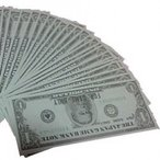 ゲーム用ドル札(仮想紙幣) カジノ ゲーム