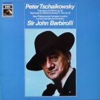 バルビローリのチャイコフスキー/幻想曲「フランチェスカ・ダ・リミニ」ほか 独EMI 2602 LP レコード