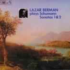 ベルマンのシューマン/ピアノソナタ第1&2番 英EMI 2733 LP レコード