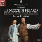 ハイティンクのモーツァルト/「フィガロの結婚」 独EMI 2742 LP レコード