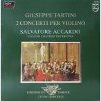 アッカルドのタルティーニ/ヴァイオリン協奏曲集 蘭PHILIPS 2747 LP レコード