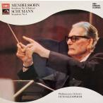 クレンペラーのメンデルスゾーン/交響曲第4番「イタリア」ほか 英EMI 2833 LP レコード