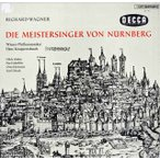 クナッパーツブッシュのワーグナー/「マイスタージンガー」 独DECCA 2902 LP レコード