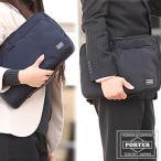 ショッピングポーター ポーター 吉田カバン ドキュメントケース クラッチバッグ A4 porter TIME タイム クラッチ 695-05758 WS