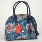 オイリリー(OILILY)ショルダーバッグ(Boston bag Teal) ブルー