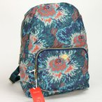 オイリリー(OILILY)Fold. Casual Backpack Teal ブルー