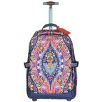 オイリリー(OILILY) Travel Backpack on Wheels  Navy