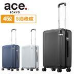 最大P32%★3/7限定 セール30%OFF ace. TOKYO LABEL パリセイド2-Z スーツケース Palisades2-Z 45L 06725
