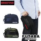 ブリーフィング BRIEFING BSERIES ROUNDPOUCH BK BG1732401-010
