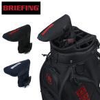 ブリーフィング  B Series Putter Cover FIDLOCK BRG191G28 BRG191G28-010 BLACK