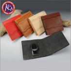 ケイシイズ KMC380-オーバーレイ マネークリップ,KC's,レザーグッズ,革,ウォレット,キーホルダー,携帯ケース,スマホケース,コインケース,キーケース