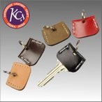 ケイシイズ KHC008S-レザーキーカバー カウハイド,KC's,レザーグッズ,革,ウォレット,キーホルダー,携帯ケース,スマホケース,コインケース,キーケース