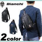 ショッピングビアンキ Bianchi ビアンキ NBTI ボディバッグ 斜め掛けバッグ ワンショルダーバッグ メンズ レディース 男女兼用 BTNI-02