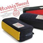 【40%OFFセール】Harris Tweed ハリスツイード ポーチ マルチポーチ 小物入れ 日本製 メンズ レディース 男女兼用 HAW-001