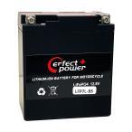 PERFECT POWER リチウムイオンバッテリー LFP7L-BS 互換 ユアサYUASA YTX7L-BS FTX7L-BS 即使用可能 ジャイロキャノピー バリオス  Dトラッカー