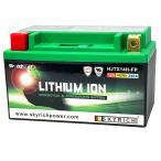 SKYRICHリチウムイオンバッテリー 互換 ユアサYTX14-BS FTX14-BS GTX14-BS RVF ZX-12R XJR 即使用可能