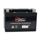 PERFECT POWER リチウムイオンバッテリー 互換 ユアサYT12A-BS FT12A-BS GT12A-BS 即使用可能 ハヤブサ スカイウェイブ