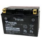 台湾 ユアサ YUASA TTZ12S 【互換 YTZ12S FTZ12S DTZ12-BS】充電済 フェイズ(MF11) フォルツァZ フォルツァX(MF06/MF08/MF10) PS250(MF09) シルバーウイング400