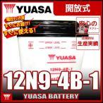 YUASAユアサ 12N9-4B-1互換 YB9-B FB9-B DB9-B GM9Z-4B GB250クラブマン ベンリーCD125 VESPA PIAGGIO