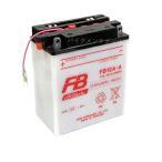 古河電池(FB)フルカワバッテリーFB12A-A センサ-ツキ互換ユアサ YUASA YB12A-AK ZZ-R400-K型 ZEPHYR400、ゼファー400(93/02まで) GPZ400R エリミネータ