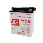 古河電池(FB) フルカワバッテリーFB14L-B2 互換ユアサ YB14L-B2 LS400,650サベージ除雪機