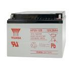 台湾 YUASA ユアサ NP26-12B ◆ 小形制御弁式鉛蓄電池 ◆ シールドバッテリー ◆ 互換 NP24-12B PE12V24A HC24-12A HCSA12240 12SP26 EVX-12260 12M24 HP24-12