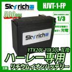 SKYRICH スカイリッチ リチウムイオンバッテリー ハーレー仕様 CCA550以上! 互換 ユアサ YIX30L YTX20L 65989-90B 65989-97A Harley-Davidson BUELL 即使用可能