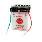 YUASA ユアサ YB2.5L-C 開放型 バイクバッテリー 互換 FB2.5L-C GM2.5A-3C-2 NSR80 HC06 NSR50 AC10 MTX50 AD04 CRM50 AD10 CB125JX JC09