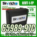 SKYRICH スカイリッチ リチウムイオンバッテリー ハーレー仕様 CCA550以上! 互換 65989-97C 65989-90B ユアサ YTX20L-BS Harley-Davidson BUELL
