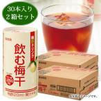 梅酢ドリンク 送料無料 飲む梅干 30本入 2箱セット クエン酸 梅酢 ドリンク