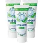 emmi-dent エミデント ネイチャー 超音波歯ブラシ専用歯磨きペースト リフィル