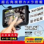 ドライブレコーダー 360度 画像