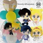 バルーン 電報 結婚式 結婚祝い 誕生日 プリンセス・セレニティ&エンディミオン 美少女戦士 セーラームーン タキシード仮面