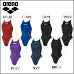 アリーナ arena レディース競泳用水着 X-PYTHON2 リミック(クロスバック) Fina承認モデル ARN-7021W