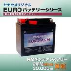 ベンツ BENZ サブ バッテリー EURO AGM 12Ah ヤナセ YANASE