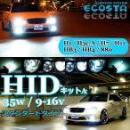 フォルクス ワーゲン ヘッドライト HID キット H1 H3c -A H7 H11 HB3 HB4 880 35w ECOSTA (A)