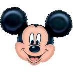 ミッキーマウス ヘリウム入風船/フィルムバルーン/お祝い/誕生日/バースデー/キャラクター