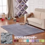カーペット ラグマット 絨毯 おしゃれ 厚手 シャギーラグ 洗える 北欧 200 250 300 3畳 6畳 60×160