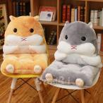 クッション おしゃれ 座布団 オフィス 腰痛 腰枕 運転 椅子 ぬいぐるみ 抱き枕 犬 猫 クマ