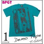 ロックTシャツ / Demo Tape(デモテープ)Tシャツ -G- ROCK バンド ライブ フェス オリジナル メンズ レディース 半袖 大きいサイズ 春 夏