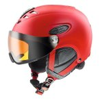 16-17 ウベックス 【5661623006】 スキーヘルメット uvex hlmt300 57〜59cm レッドマット 【返品不可】