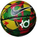 人気 ナイキ BS3007-985 ゴムバスケットボール7号球 ナイキKDプレイグラウンド8P ダークシトロン/ブラック