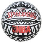 バスケットボール SPALDING ラバーボール TRIBAL トライバル 7号 外用