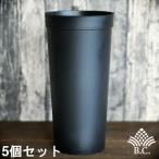 BC プラスチック製ロングポット(中)5個セット
