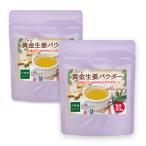 生姜 粉末 鹿児島県産 50g×2袋 パウダー 保温